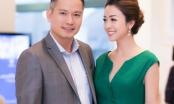 Hoa hậu Jennifer Phạm xuất hiện đẹp đôi cùng ông xã