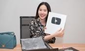 Nam Em lộ diện với thân hình mảnh mai, tự lái xe đi nhận nút bạc Youtube