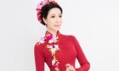 Trịnh Kim Chi thách thức nét thanh xuân trong tà áo dài