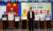 Lâm Đồng: Tổ chức hội thi Công chức Tư pháp - Hộ tịch