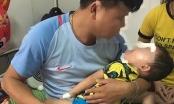 Bị chó Becgie tấn công, bé trai 2 tuổi tổn thương nặng vùng mặt