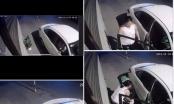 Bức xúc người phụ nữ đi xế xịn đi bê trộm chậu cây cảnh