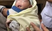 Nghệ An: Phát hiện bé trai 2 tháng tuổi bị bỏ rơi bên vệ đường