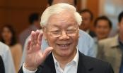 Lãnh đạo các nước điện mừng Tổng Bí thư, Chủ tịch nước Nguyễn Phú Trọng