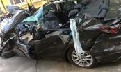 Tai nạn kinh hoàng trên cao tốc Hải Phòng - Quảng Ninh, 5 người thương vong