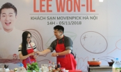 Đầu bếp nổi tiếng Lee Won IL và tinh hoa của ẩm thực Hàn Quốc