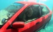 Clip: Khi ôtô chìm xuống nước bạn cần làm gì để thoát thân