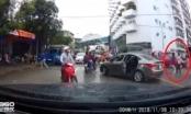 Nghệ An: Làm rõ hành vi chém đứt lìa cánh tay người khác khi va chạm giao thông