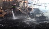 Bình Dương: Bà hỏa ghé thăm công ty sản xuất đồ gỗ