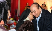 Thủ tướng Nguyễn Xuân Phúc dự ngày hội Đại đoàn kết toàn dân tộc tại huyện Việt Yên