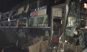 Bình Dương: Phụ xe tử vong sau khi xe khách mất lái lao vào nhà dân