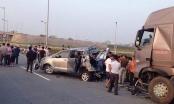 Họp liên ngành vụ tài xế lùi xe trên cao tốc khiến 4 người tử vong