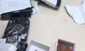 Bán hàng qua mạng, đóng gạch vỡ thay cho Iphone 6