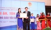 183 thầy cô được tôn vinh nhà giáo tiêu biểu 2018