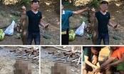 Công an làm việc với thanh niên khoe ảnh giết khỉ hoang dã trên Facebook