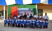 Hà Giang: Khánh thành điểm trường từ thiện Khuổi Niếng