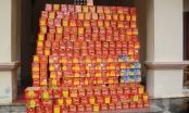 Nghệ An: Kiểm tra container phát hiện hơn nửa tấn pháo