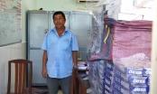 Kiên Giang: Tạm giữ 2 đối tượng vận chuyển 9000 bao thuốc lá ngoại nhập lậu