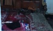 Hưng Yên: Con gái đổ xăng lên mẹ ruột rồi châm lửa chết chung