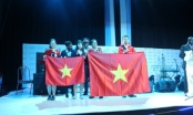 Toàn bộ học sinh Việt Nam đều đạt giải tại Kỳ thi khoa học trẻ quốc tế IJSO