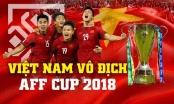 Việt Nam lên ngôi vương AFF cup 2018