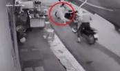 Clip: Người phụ nữ dũng cảm khiến hai tên trộm xe bỏ chạy thục mạng