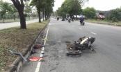 TP HCM: 2 xe máy va chạm, 3 người nhập viện