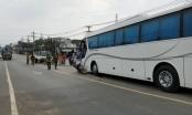 TP HCM: Chạy lấn làn, nam thanh niên tông thẳng vào xe khách