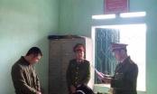 Hà Giang: Bắt 2 cán bộ phòng Nông nghiệp chiếm đoạt tiền công của người dân