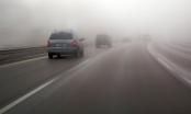 Những điều phải nhớ khi lái xe ô tô ngày giá rét, sương mù