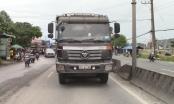 Bình Dương: Nam sinh viên bị xe ben cán tử vong trên đường tới trường