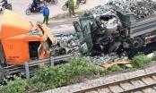 Tai nạn kinh hoàng: Xe tải chở đá đấu đầu xe container trên quốc lộ 1A