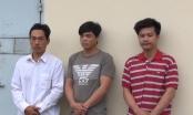 Kiên Giang: Tóm gọn ổ trộm cắp vỏ máy của người dân vùng sông nước