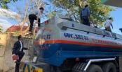 Phát hiện xe chở hàng ngàn lít xăng không có hồ sơ hợp pháp