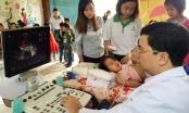 Hơn 2.000 trẻ em Nghệ An được khám sàng lọc và chỉ định phẫu thuật