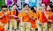 74% học sinh mầm non, tiểu học Hà Nội đã được uống Sữa học đường
