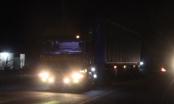 Bình Dương: Tông vào đuôi xe container, nam thanh niên tử vong tại chỗ