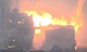 Bình Dương: Bà hỏa thiêu rụi hàng ngàn m2 nhà xưởng