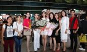 Á hậu cuộc thi Hoa hậu các quốc gia 2019 Trúc Ny rạng rỡ về nước ngày cận Tết