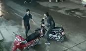 Khởi tố đối tượng cứa cổ tài xế taxi trước cổng sân vận động Mỹ Đình