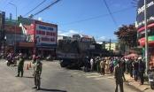 Gia Lai: Tai nạn giao thông nghiêm trọng, 2 người thương vong
