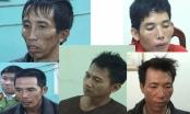 Cận cảnh gương mặt đáng sợ của 5 con nghiện thay nhau hãm hiếp nữ sinh đi giao gà chiều 30 Tết