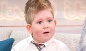 Kỳ diệu cậu bé sinh ra không não vẫn sống khỏe mạnh