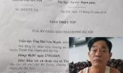 Sắp xét xử phúc thẩm vụ án chém người gây thương tích 37%, TAND huyện Thanh Oai tuyên bị cáo hưởng án treo