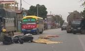 Hưng Yên: Va chạm với ô tô, nam thanh niên bị xe bồn cán tử vong