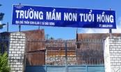 Kon Tum: Trường mầm non Tuổi Hồng có thật sự màu hồng?