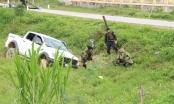 Khởi tố 4 nghi phạm trong vụ vận chuyển ma túy, cầm súng và lựu đạn cố thủ trên xe