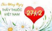Những lời chúc ngày Thầy thuốc Việt Nam hay nhất