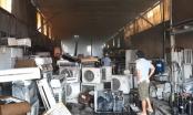Bình Dương: Cháy kho chứa máy lạnh và hàng điện tử