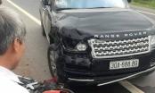 Hưng Yên: Va chạm với xe ôtô Range Rover, 2 vợ chồng thương vong